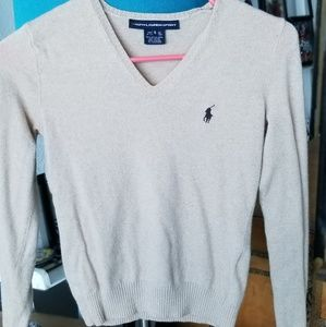 Polo women's sweater